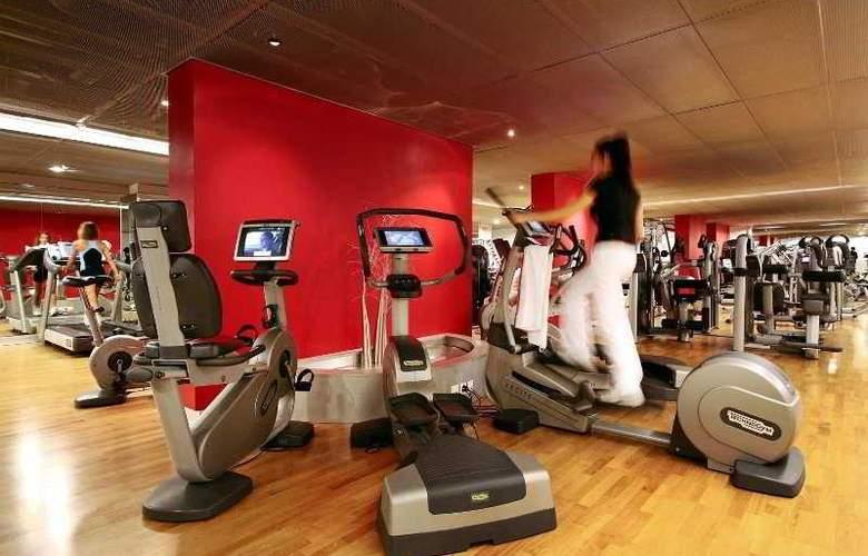 Starling Geneva Hotel & Conf Center - Sport - 8
