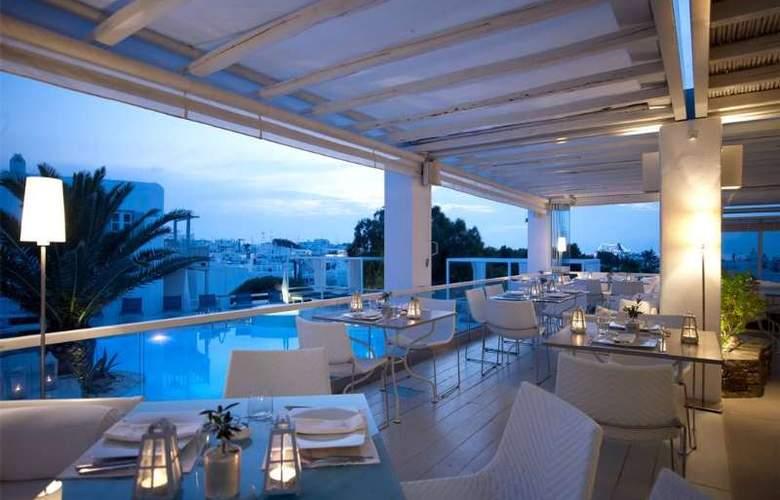 Semeli Hotel - Restaurant - 11