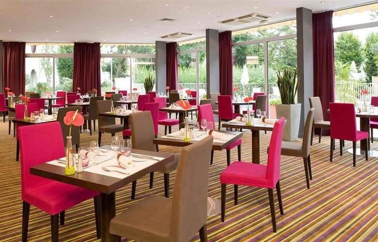 Mercure Beaune Centre - Restaurant - 89