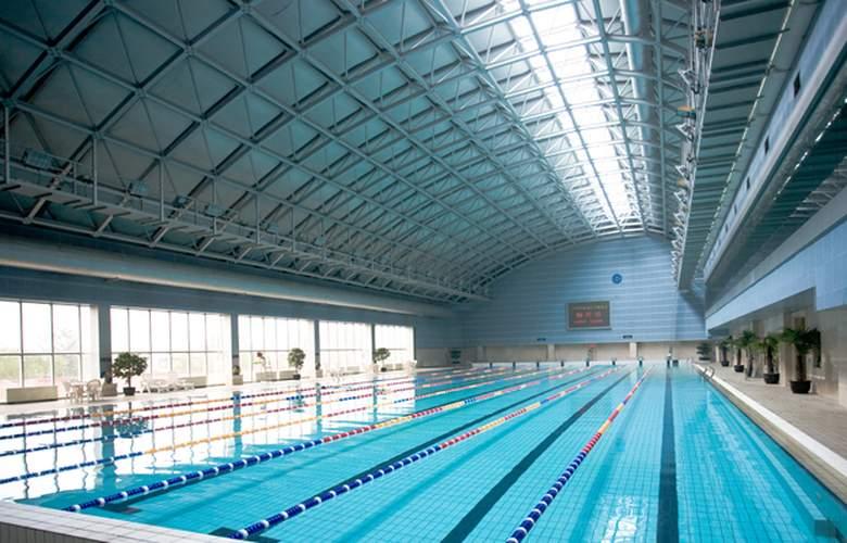 Beijing Jinjiang Fuyuan - Pool - 2
