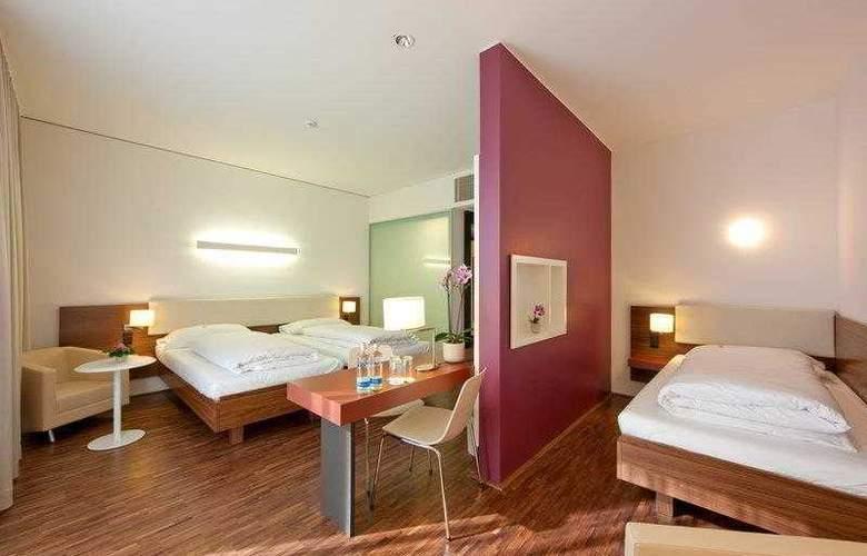 BEST WESTERN Hotel Stuecki - Hotel - 1