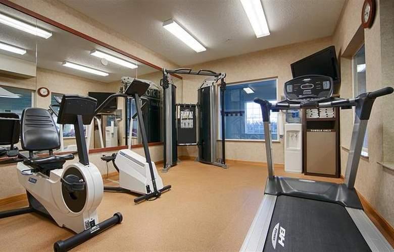 Best Western Plus Park Place Inn - Sport - 140