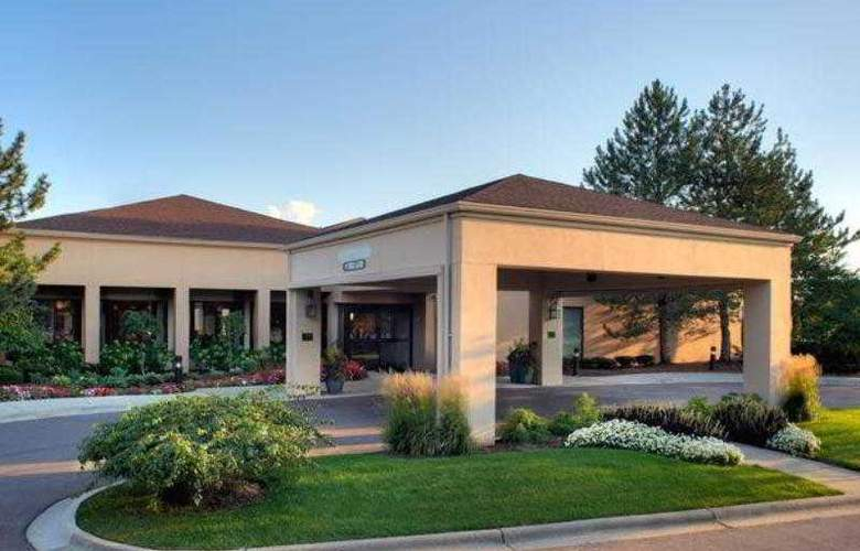 Courtyard Detroit Auburn Hills - Hotel - 9