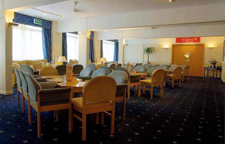 Best Western Tiverton - Restaurant - 108