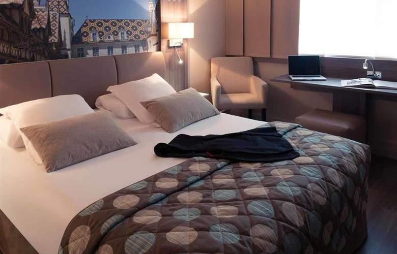 Mercure Beaune Centre - Room - 73