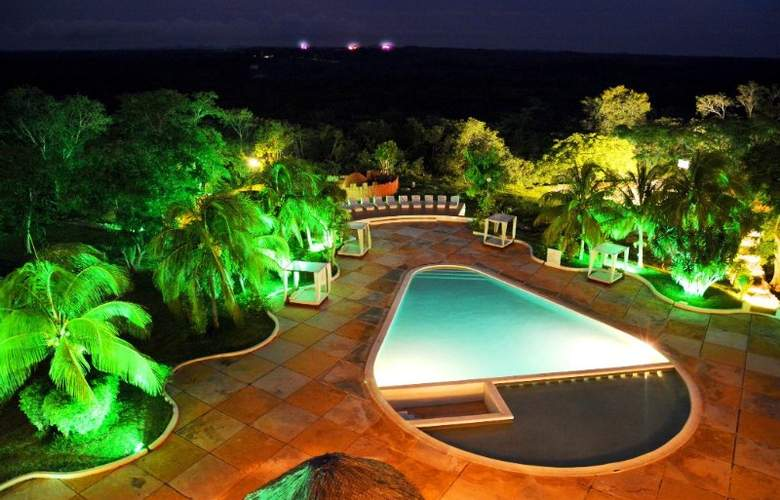Uxmal Resort Maya - Pool - 12
