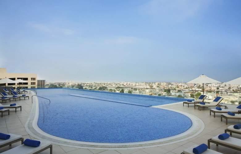 Ascott Park Place Dubai - Pool - 5