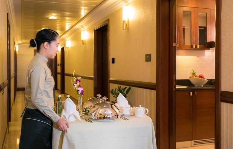 Majlis Grand Mercure Residence - Restaurant - 50
