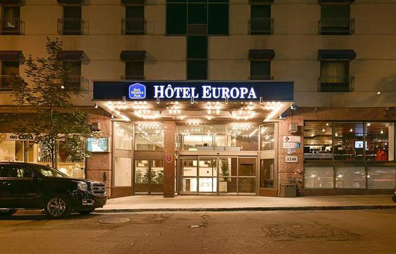 Best Western Plus Montreal Downtown Hotel Europa - Hotel - 35