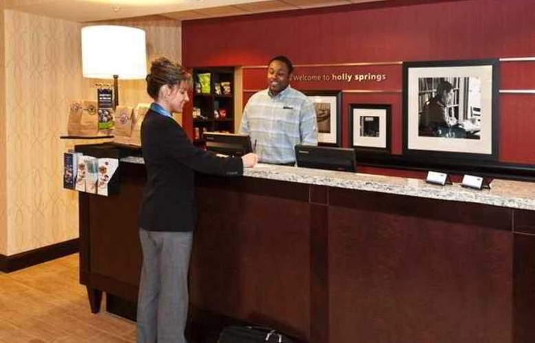 Hampton Inn & Suites Holly Springs - General - 1