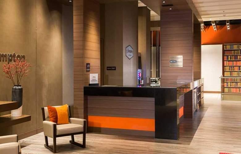Hampton by Hilton Bogota Usaquen - General - 9