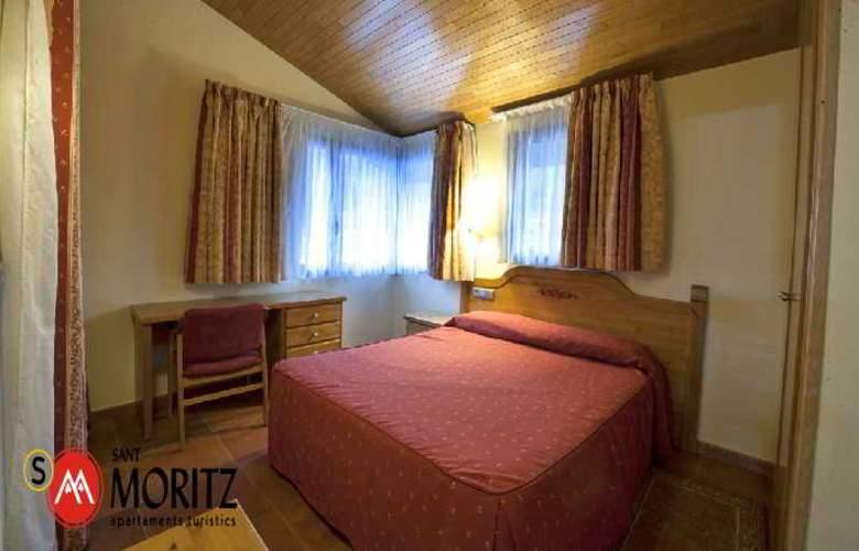 Apartamentos Sant Moritz - Room - 19