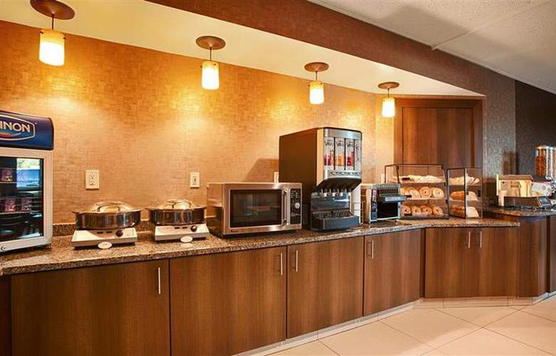 Best Western The Inn At Buffalo Airport - Restaurant - 42