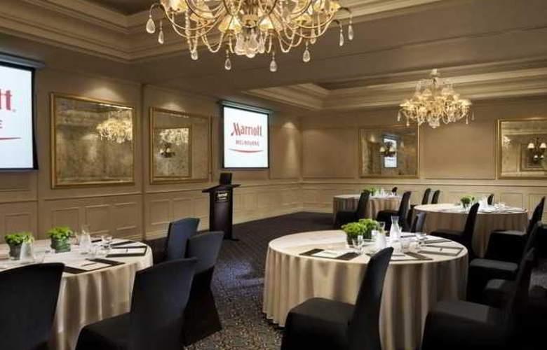 Melbourne Marriott - Restaurant - 12