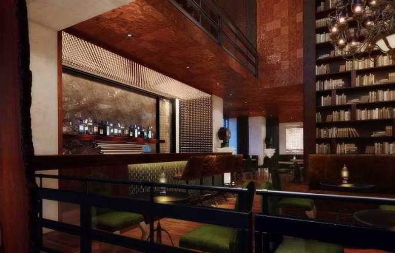 Hotel Indigo Bangkok Wireless Road - Bar - 1