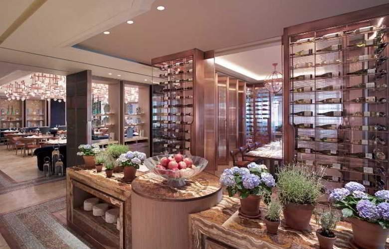 Shangri La Bosphorus Istanbul - Restaurant - 38