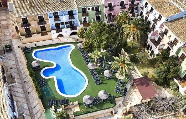 Pueblo Acantilado Suites - Hotel - 9