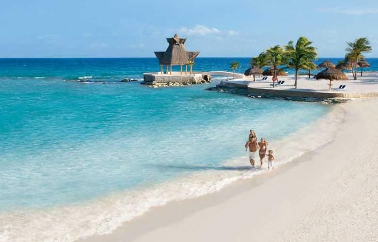 Amresorts Dreams Puerto Aventuras Resort & Spa  - Beach - 4
