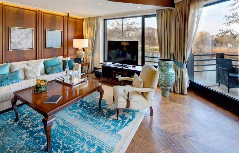 Kempinski Hotel Frankfurt Gravenbruch - Room - 7