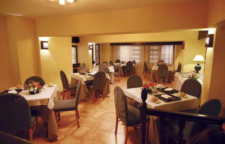 Hotel Alcantara (Antes Husa) - Restaurant - 21
