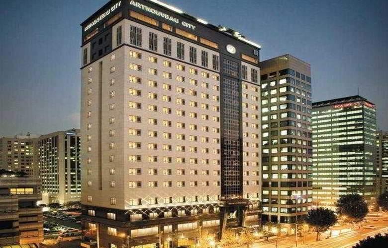 Artnouveau City Yeoksan - Hotel - 0