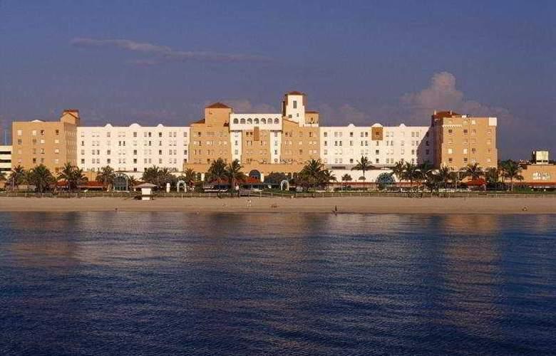 Hollywood Beach Resort Cruise Port - General - 1