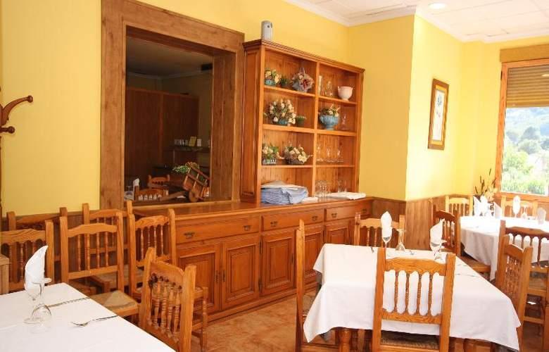Campillo Apartamentos Rurales - Restaurant - 9