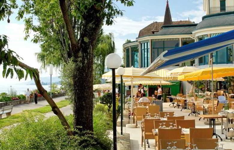 Villa Eden Au Lac - Restaurant - 8