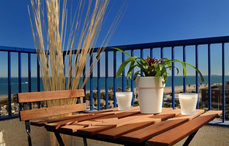 Patacona Resort - Terrace - 4