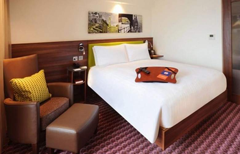 Hampton by Hilton Birmingham Broad Street - Room - 9