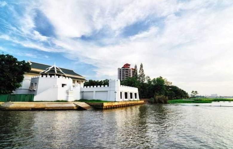 Buddy Oriental Riverside Nonthaburi - Hotel - 0
