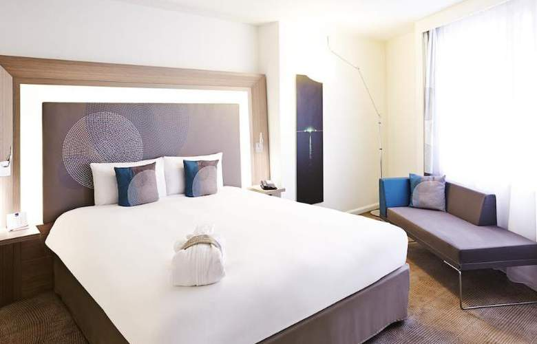 Novotel London Heathrow Airport T1 T2 and T3 - Room - 5