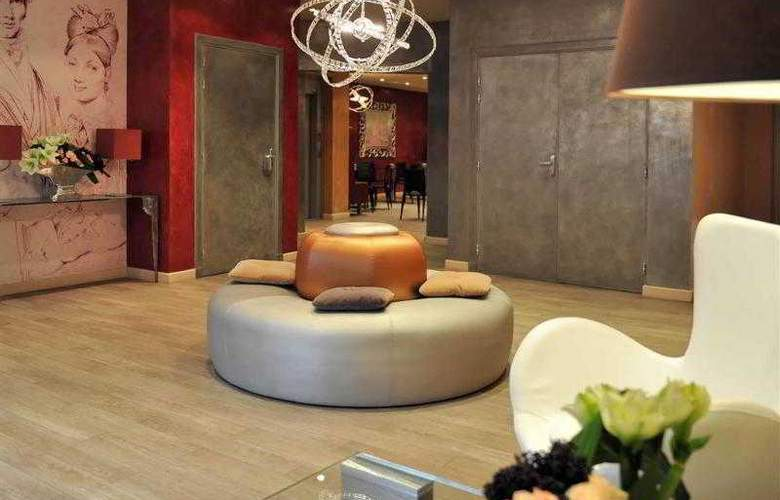 Mercure Paris Bastille Marais - Hotel - 25