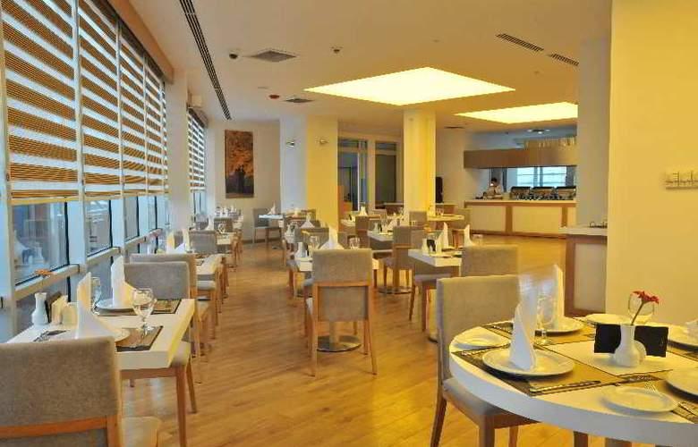 Bika Suites Istanbul - Restaurant - 20