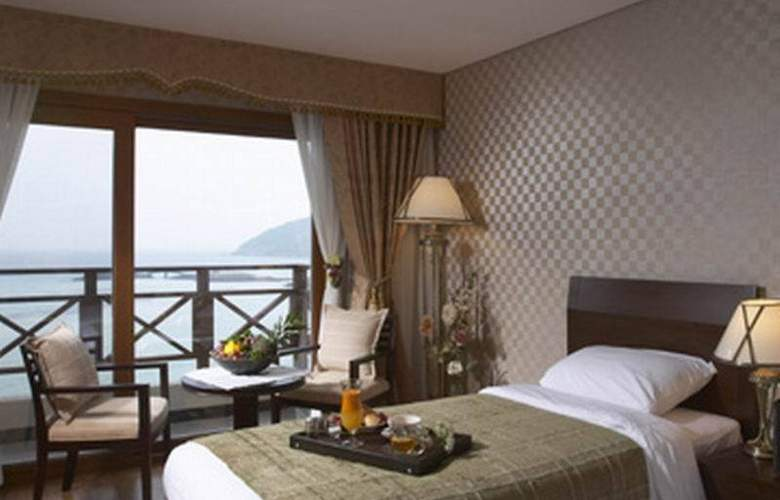 Ocean Grand Hotel Jeju - Room - 5