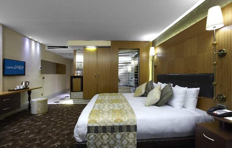 Istanbul Gonen Hotel - Room - 4