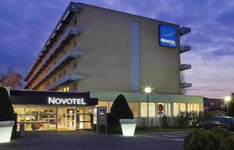 Novotel Poissy Orgeval - Hotel - 41
