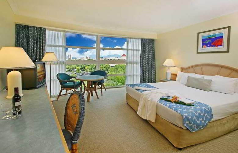 DoubleTree by Hilton Hotel Cairns - Room - 4