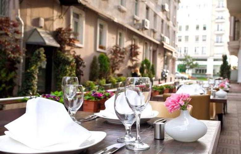 Konak Hotel Istanbul - Terrace - 10