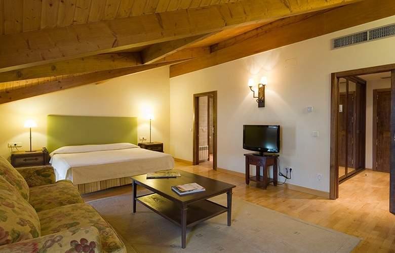 Sercotel Villa de Laguardia - Room - 15