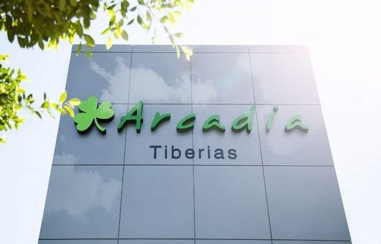 Arcadia Tiberias Hotel - Hotel - 0