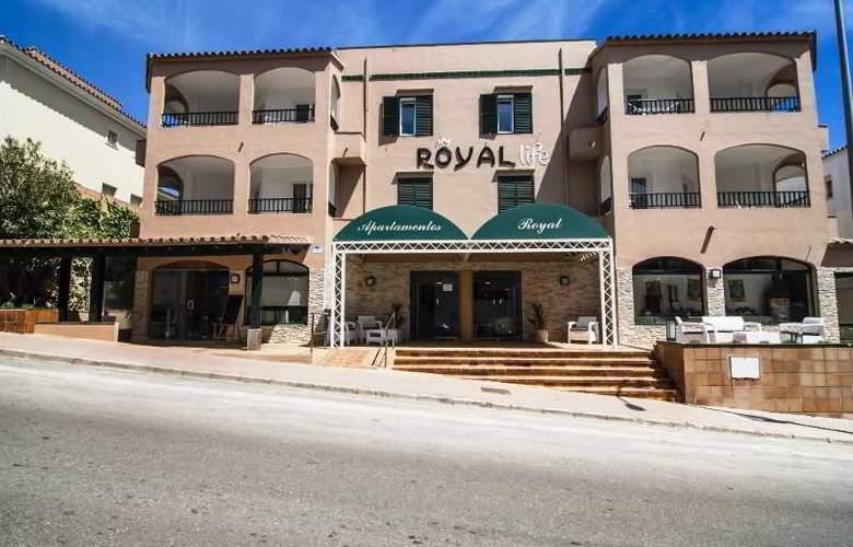 Apartamentos Turísticos Royal Life - Hotel - 11