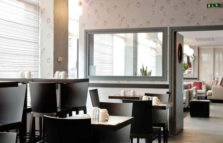 Apartahotel Adagio Paris Montrouge - Restaurant - 2
