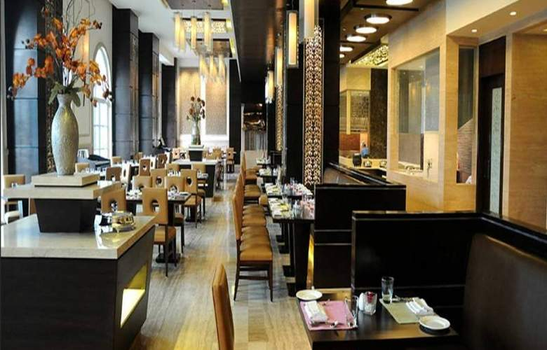 The Pllazio Hotel Gurgaon - Restaurant - 8