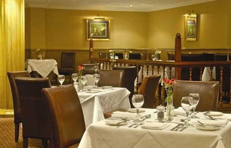 Copthorne Hotel Aberdeen - Restaurant - 9