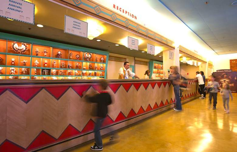 Disney's Hotel Santa Fe - General - 8