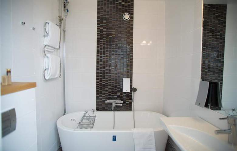 BEST WESTERN Hotell SoderH - Room - 35