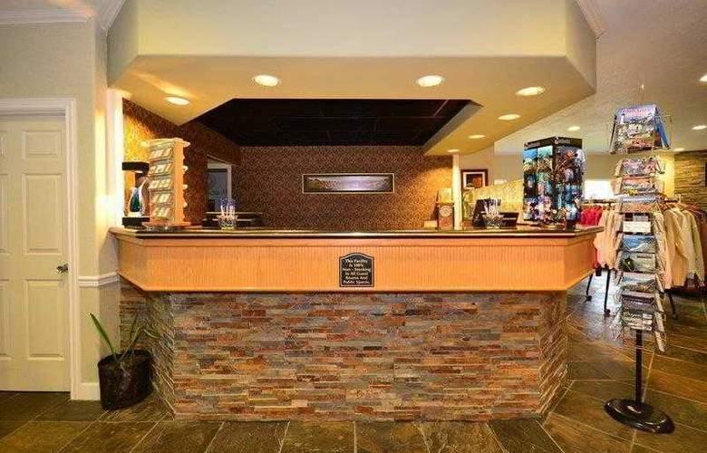 Best Western Inn at Face Rock - Hotel - 34