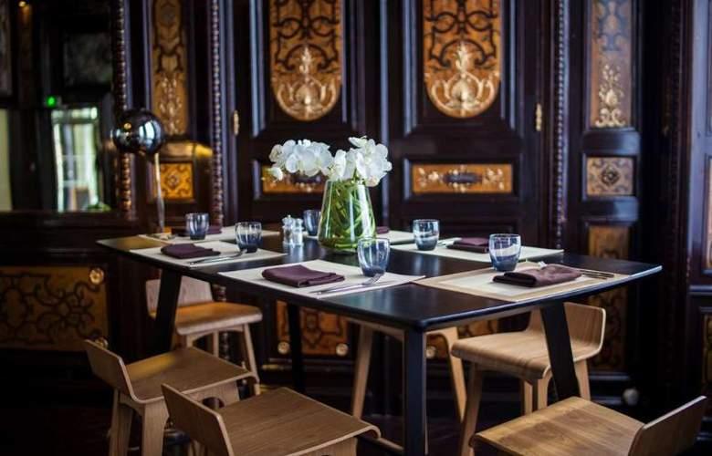 Best Western Urban Hôtel & Spa - Restaurant - 3