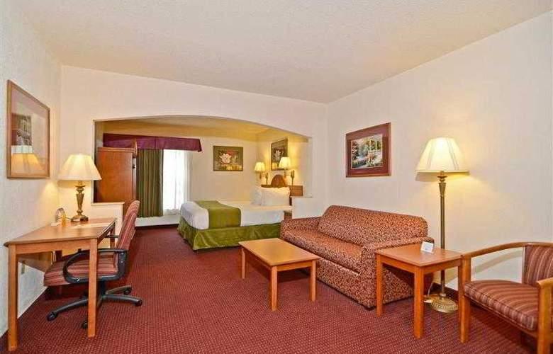 Best Western Suites - Hotel - 11
